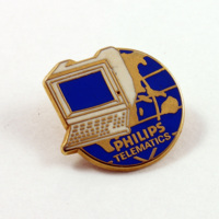 Philips Telematics Pin