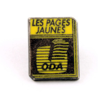Les Pages Jaunes Pin