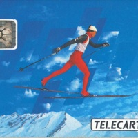 Telecarte Winter Olympics