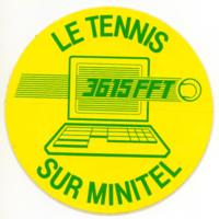 3615 FFT Promotional Sticker