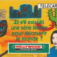 Telecarte 3615 Hollywood