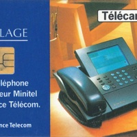 Telecarte Sillage 50