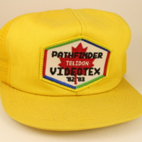 Pathfinder Videotex Hat
