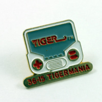 3615 Tigermania Pin