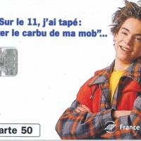 Telecarte Le 11 - the scooter's carburator