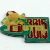 3615 JEUTEL Pin