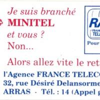 France Telecom Sticker
