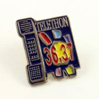 36 37 Telethon Pin