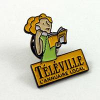 Televille Pin