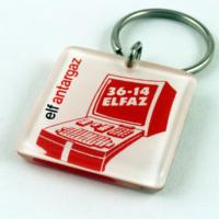 3614 Elfaz Keychain