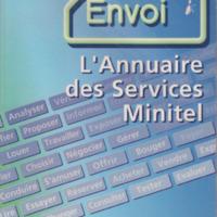 Envoi: L'Annuaire des Services Minitel (France Telecom, 1993)
