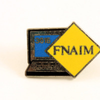 3615 FNAIM Pin
