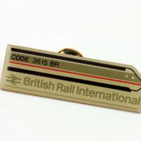 3615 British Rail Pin