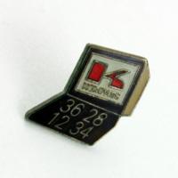 3628 Kompass Pin