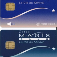 Magis Club Access Control Card