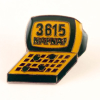 3615 NAFNAF Pin