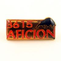 3615 Aficion Pin