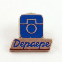 Depaepe Telecom Pin