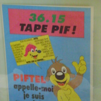 Advertisement for 36.15 PIFTEL