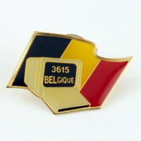 3615 Belgique Pin